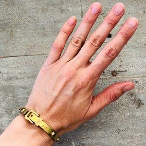 ♥️ Michael Kors ♥️ Gold Studded Bracelet